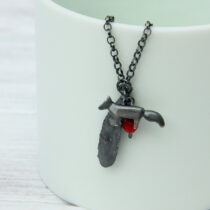 72 Fantastic Mr Fox Pendant - oxi