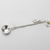 The hare and the honeybee childrens spoon