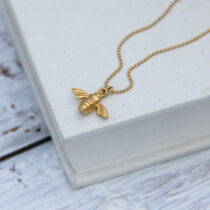 72 Worker Bee Pendant - gp